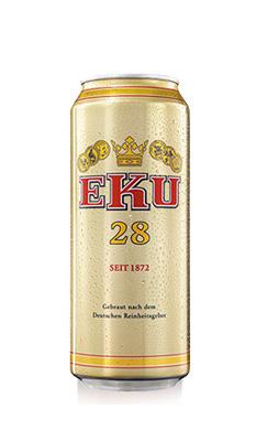 Eku 28 blonde 50 cl Image