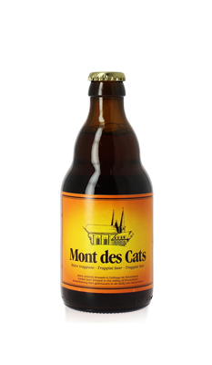 Mont des Cats blonde 33 cl Image