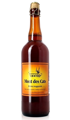 Mont des Cats blonde 75 cl Image