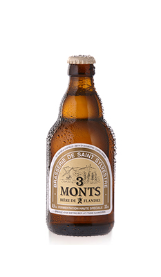 3 Monts blonde 33 cl Image