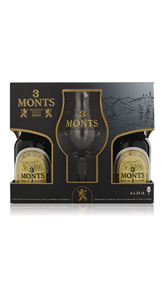 3 Monts blonde coffret Image