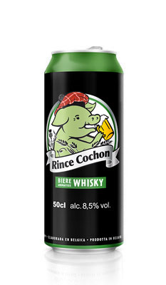 Rince Cochon whisky 50 cl Image