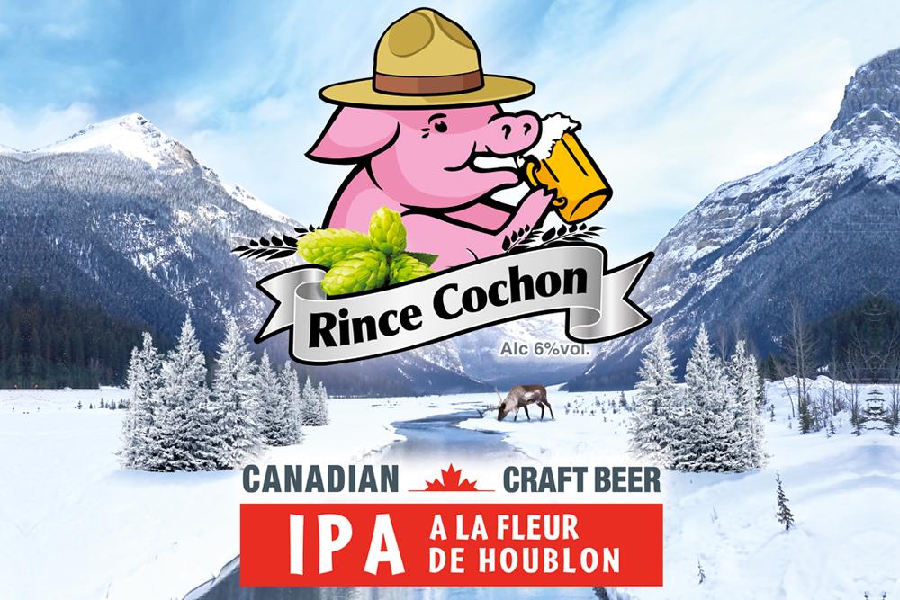 Rince Cochon IPA